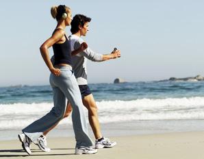 Lari Pagi - Badan Sehat